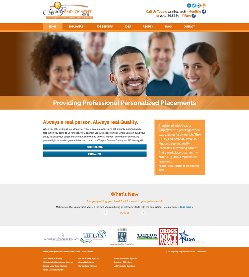 quality-employment-staffing-website