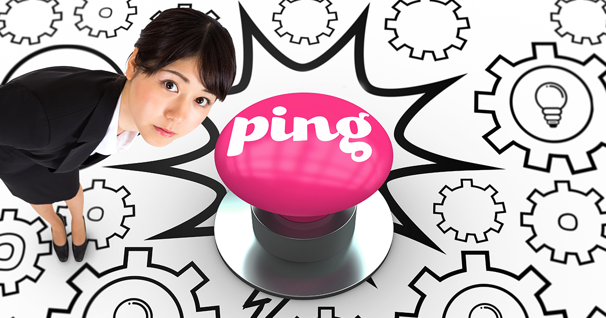"""Things That Make Your Website Go """"PING""""!"""