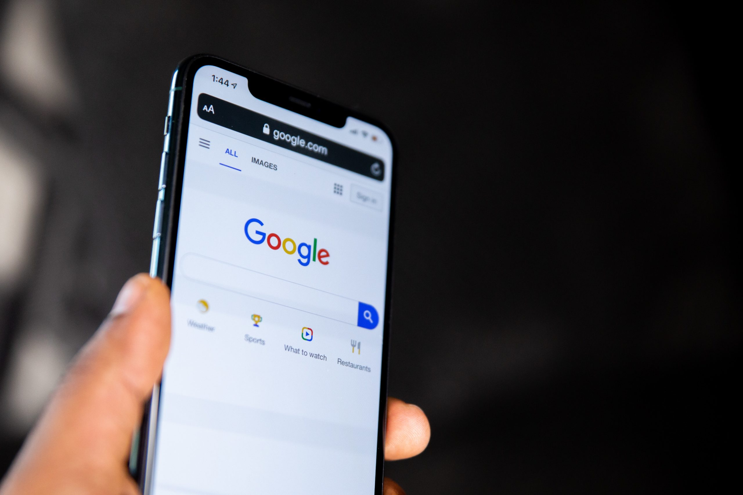 Improving Google Search Results