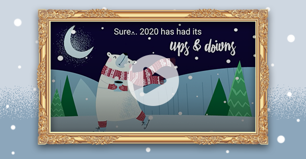 Happy Holidays…and Good-bye 2020!!!