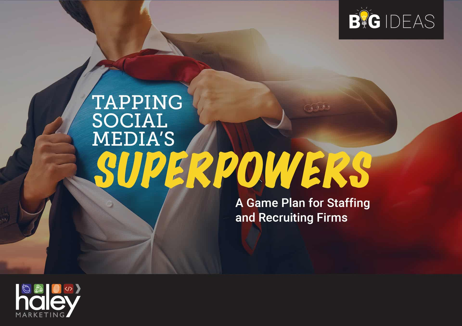 Social Media Superpowers eBook Cover