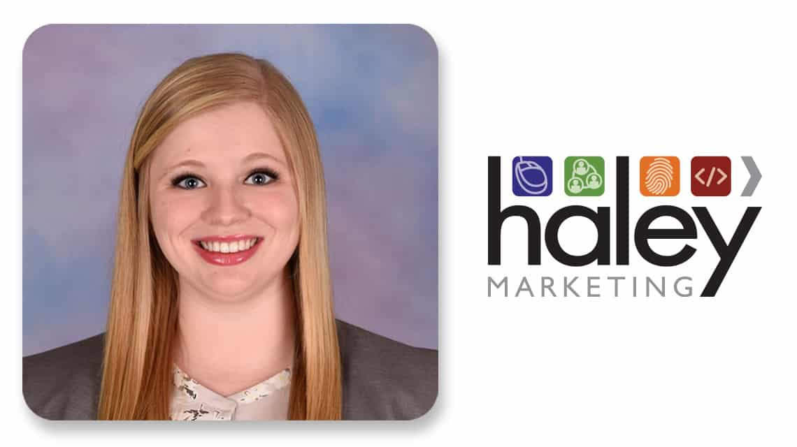 Haley Marketing Names Mackenzie Froese Director of Content Marketing
