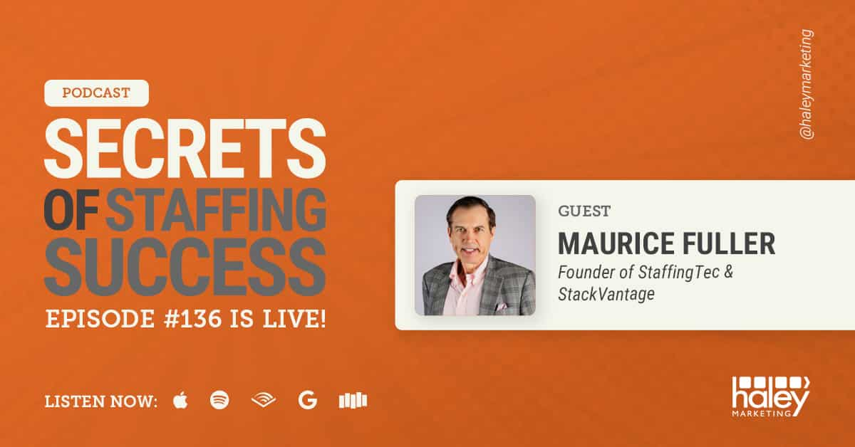 [Interview] Maurice Fuller, Founder of StaffingTec and StackVantage